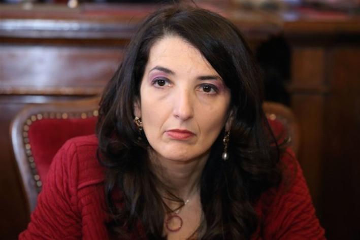 L'assessore all'Istruzione del Comune di Piacenza Giulia Piroli (Pd).