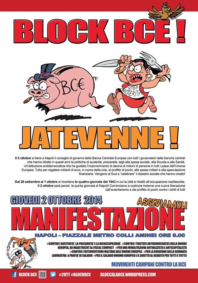 manifesto no bce