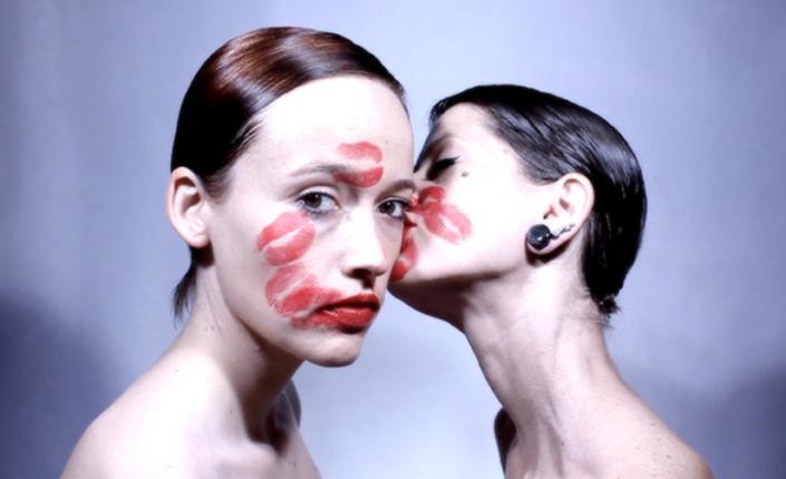 "Fotogramma del film ""Double Bind"" di Gilivanka Kedzior e Barbara Friedman. Francia, 2013"