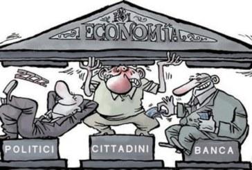 Altri 8 miliardi regalati alle banche con la scusa della lotta all'evasione