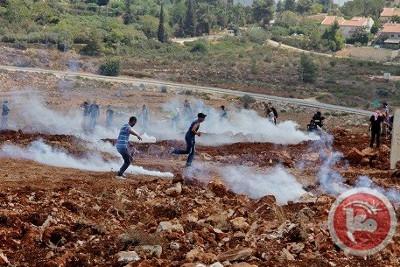 scontri in cisgiordania 6 settembre 2014