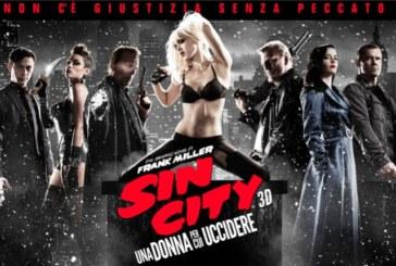 A Sin City arriva la donna per la quale si potrebbe uccidere