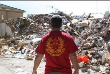 Genova, pre-allarme per i volontari delle brigate Bsa