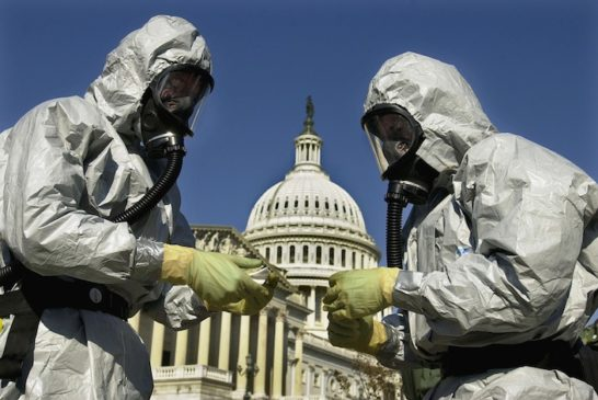 AP A DC USA Bioterrorism Preparedness