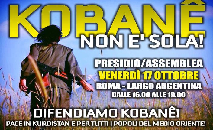 Difendiamo Kobane