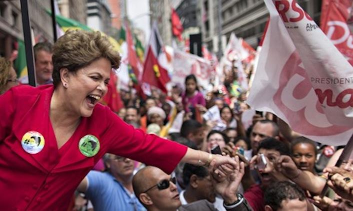 Un Brasile spaccato si riconsegna a Dilma