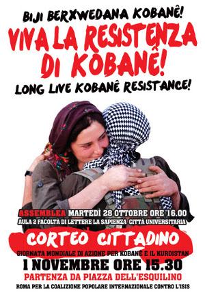 Save Kobane