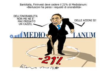 Grillo, Silvio e l'omino bianco, l'umorismo graffiante di Tiziano Riverso