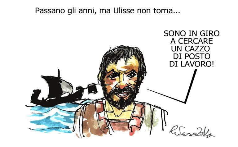Il Big Bang, Renzi e il boomerang, l'umorismo graffiante di Tiziano Riverso