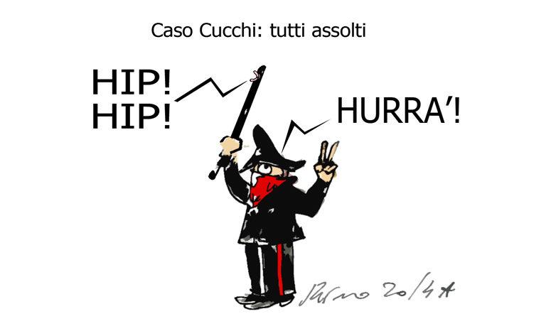 Salvini, Cucchi e l'usato sicuro, l'umorismo graffiante di Tiziano Riverso