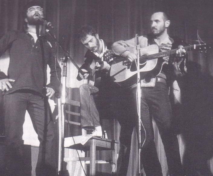 Ascoltando Godot, cantautori a Ferrara