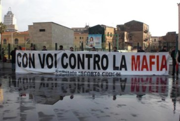 In piazza con Scarpinato, il pm abbandonato dallo Stato