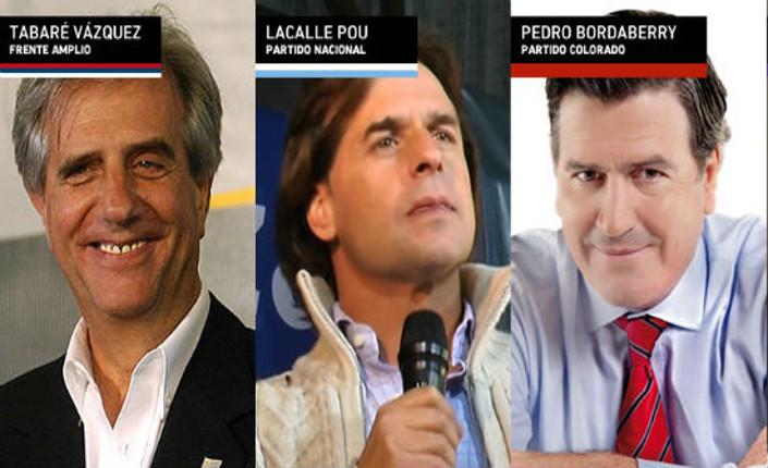 candidati  presidenziali uruguay 2014