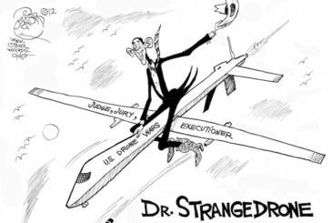 Il grande crimine di Obama: i droni non uccidono i terroristi