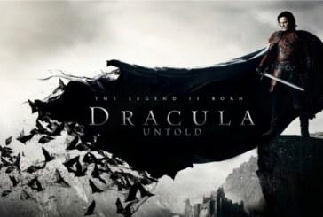 Dracula è tornato e ha la faccia di Luke Evans