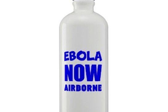 ebola borraccia