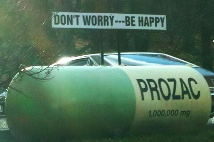 Il Prozac è il farmaco più prescritto negli Stati Uniti ai bambini iperattivi.