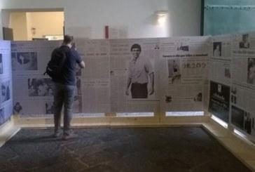 Giancarlo Siani, c'era una Fort'Apache e la sua Mehari in mostra a Napoli
