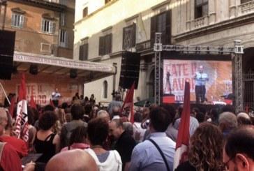 Sinistra. Niki, Pippo e Maury: «Bye bye Tsipras»