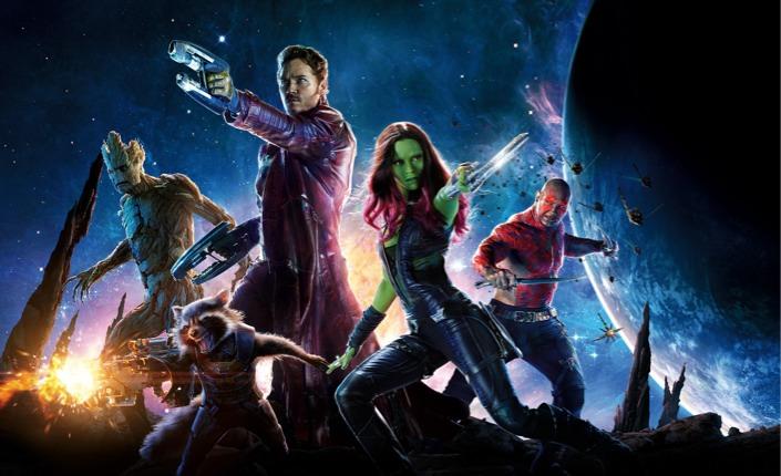A salvare la galassia ci pensano cinque criminali
