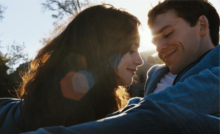 Al cinema l'amore si scrive e si fa con gli hashtag