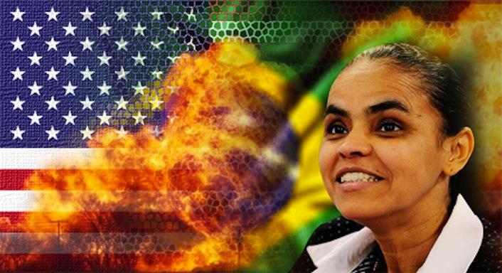 La socialista e verde Silva sta consegnando il Brasile a Washington?