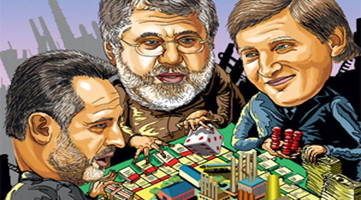 In Ucraina vincono gli oligarchi: pro Washington e pro Mosca