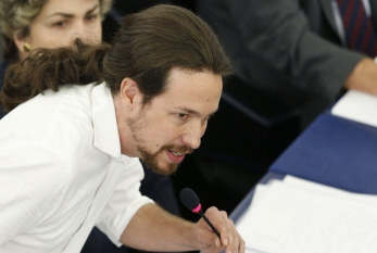 """Spagna: """"Iglesias si crede Chavez"""", ma è solo una intervista manipolata"""