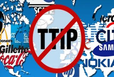 """#11ottobre: l'Italia che dice """"Stop-TTIP"""""""