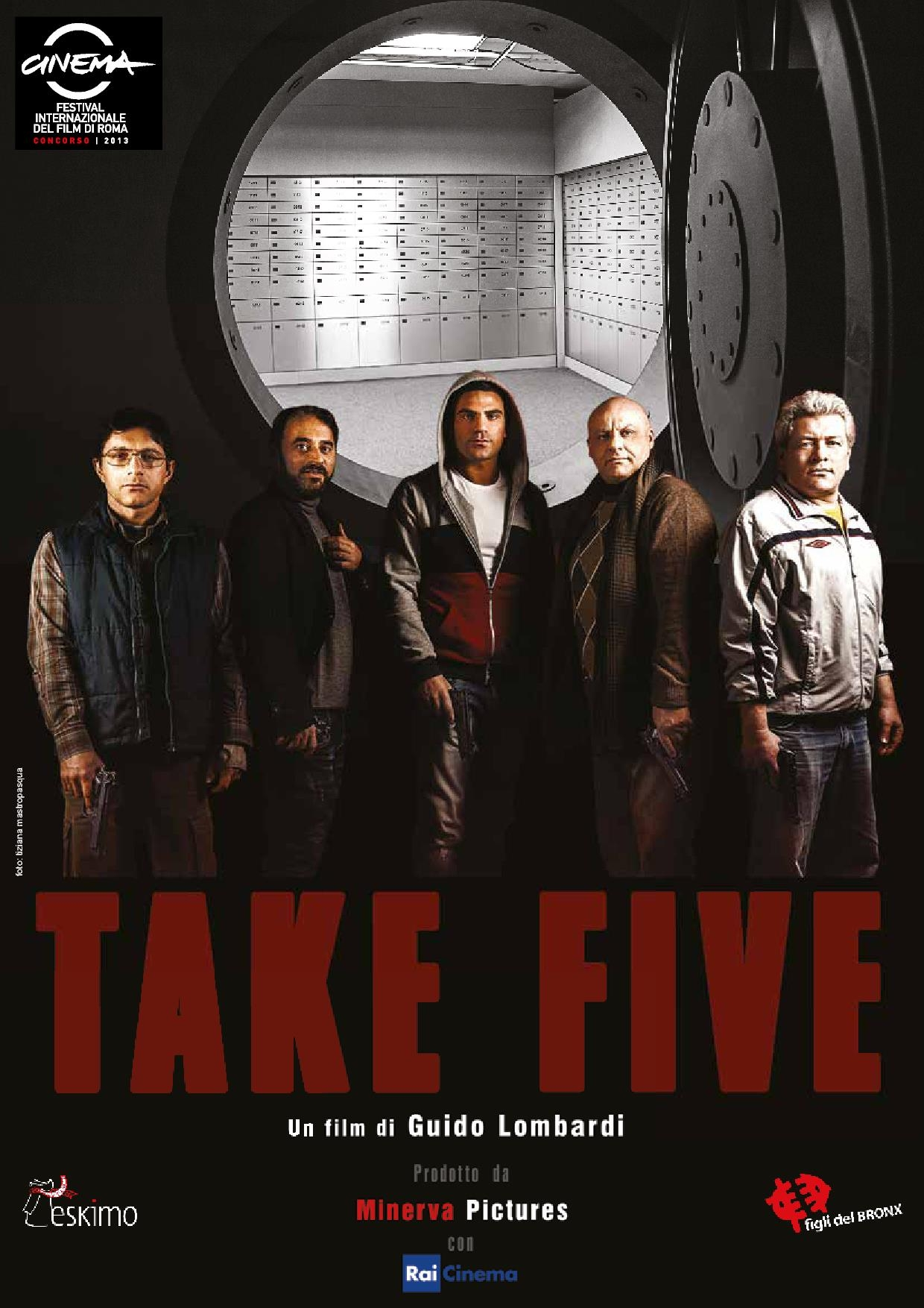 take-five-la-locandina
