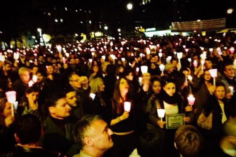 Per Stefano e gli altri, migliaia in piazza a Roma