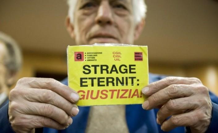 Eternit, a Torino ancora tre inchieste aperte