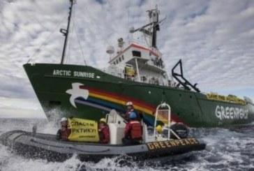Greenpeace, gli spagnoli sequestrano la nave