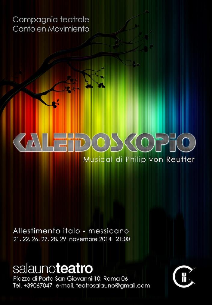 Caleidoscopio_OFFICIAL POSTER