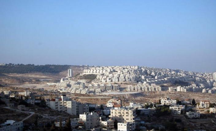 Cisgiordania.  Insediamenti israeliani illegali