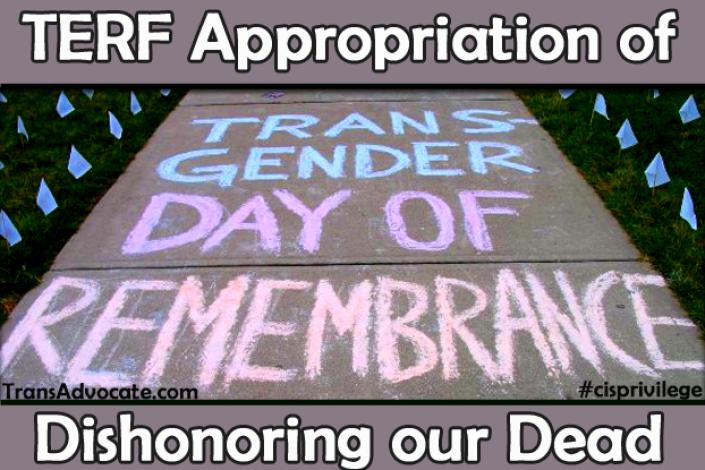 Abruzzo, Transgender day of Remembrance