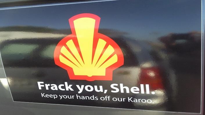 La Shell è la principale compagnia petrolifera che estrae gas scisto negli Stati Uniti, insieme alla British Petroleum.