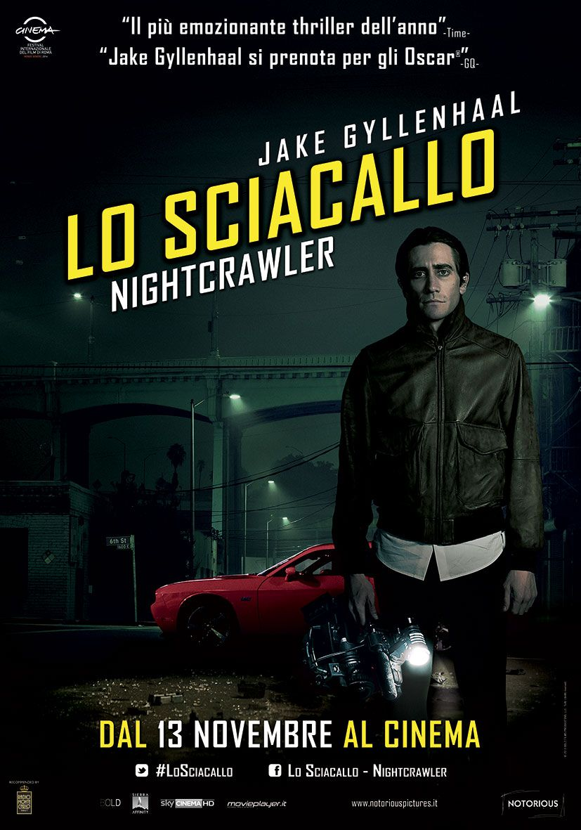Nightcrawler-Lo-Sciacallo_poster