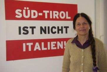 Sud Tirolo, l'uscita di scena, da sconfitta, di Eva Klotz