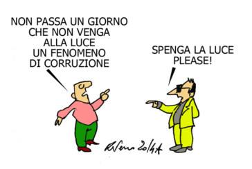 Il meteo, Montezemolo e la luce, l'umorismo graffiante di Tiziano Riverso