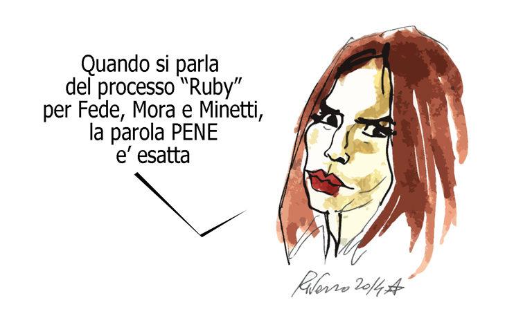 La curia, Rosetta e le… pene, l'umorismo graffiante di Tiziano Riverso