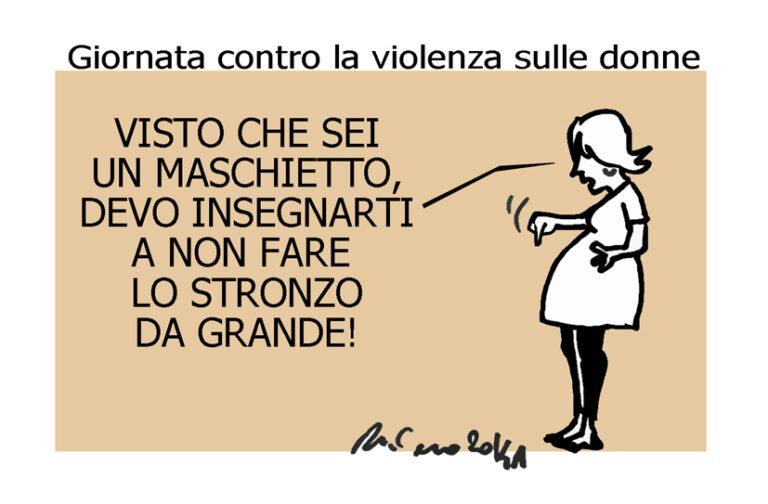 La Lombardia, la piscia e Landini, l'umorismo graffiante di Tiziano Riverso
