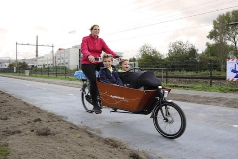 In Olanda nasce la strada del futuro, fatta da pannelli solari