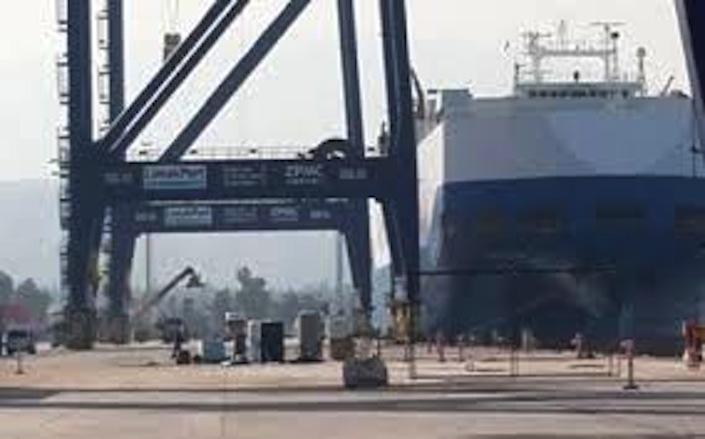 Secondo il deputato turco  Mehmet Ali Ediboglu, sarebbe questa la nave statunitense che ha trasportato lo scorso 19 novembre armi e volontari diretti all'Isis.