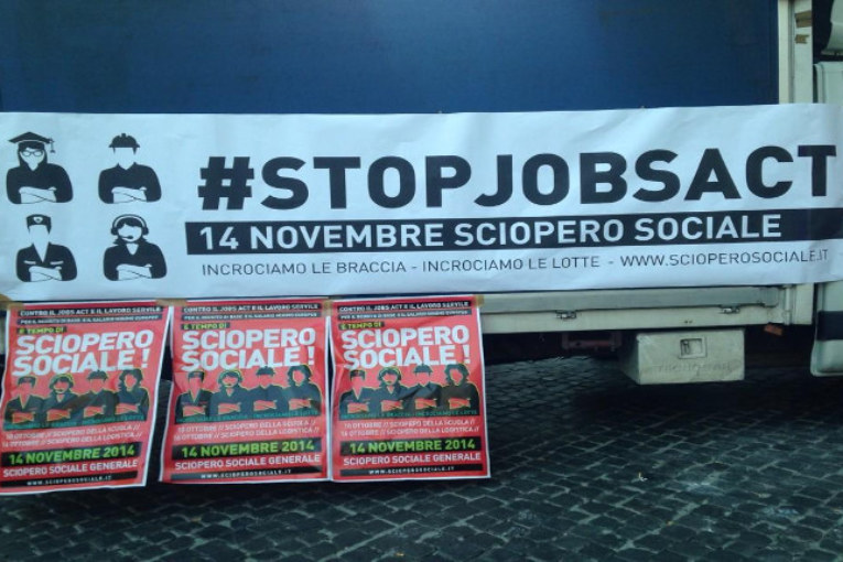 L'assemblea nazionale verso lo sciopero sociale del 14 novembre