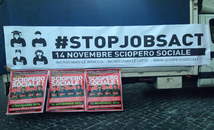 14novembre sciopero sociale