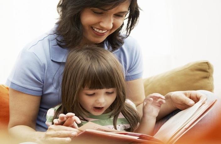 Ma quanto fa bene leggere ad alta voce con i propri figli