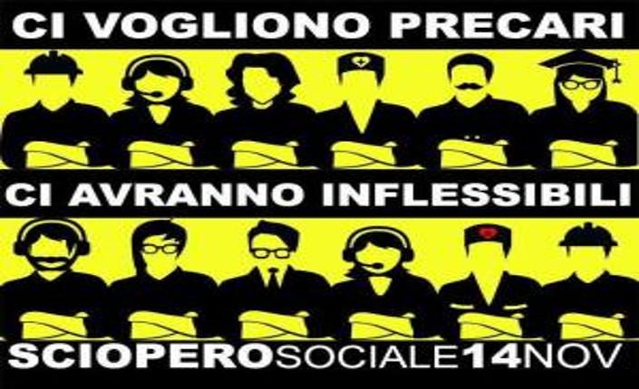 #14N Ma cos'è lo sciopero sociale?