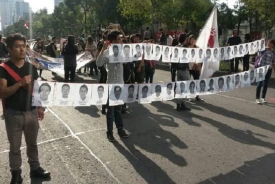protesta a Iguala