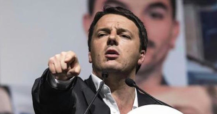 Magaldi: «Da anni Renzi si comporta da aspirante massone»